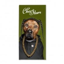Chokolade Choc Stars Rap 100g