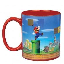 Super Mario Varmefølsomt Krus
