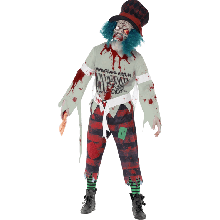 ZOMBIE-HATTEMAGER-KOSTUME