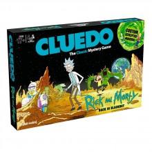 Cluedo- Rick & Morty (EN)