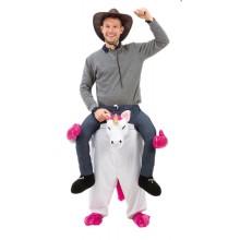 Ridende Enhjørning Kostume