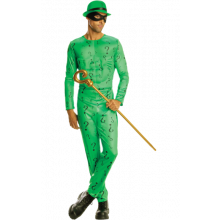 DC GÆKKEREN (THE RIDDLER) - KOSTUME
