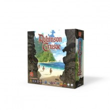 Robinson Crusoe Adventures On The Cursed Island, Strategispil