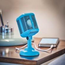 Højtaler Rockabilly Mikrofon