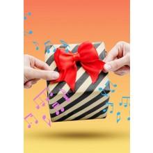 Musikalsk Gavesløjfe