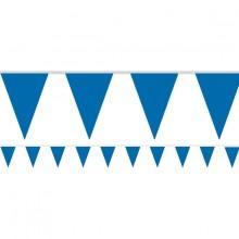 Guirlande Blå Vimpel 4,5 m