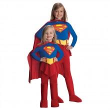 Dc Comics Supergirl BØRnekostume