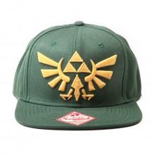 Zelda Golden Logo Cap