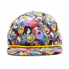 Adventure Time All Over Print Cap