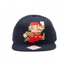 Nintendo Super Mario 3D Pixel Cap