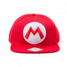Nintendo Super Mario Logo Cap