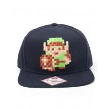 Zelda Snapback Link 8-bit