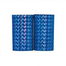 Serpentiner Holografiske Blå 2-pak