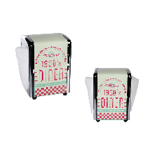 Servietholder 1950'Er Diner