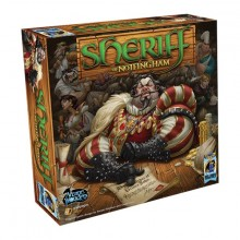 Sheriff of Nottingham, Strategispil