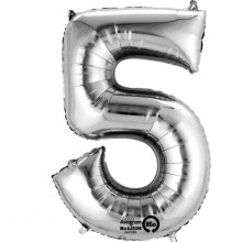 Nummer Ballon 5 SØLv