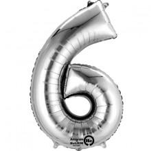 Nummer Ballon 6 SØLv