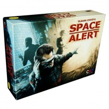 Space Alert, Strategispil
