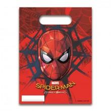 Spiderman Homecoming Slikposer 6 stk.