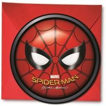 Spiderman Homecoming Indbydelseskort 6 stk.