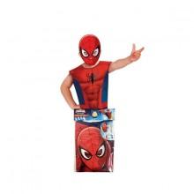Spiderman Party Pak Børnekostume