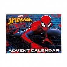 Julekalender Spiderman
