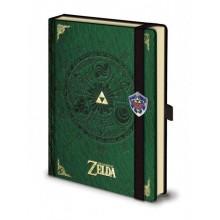 The Legend Of Zelda Premium Notesbog