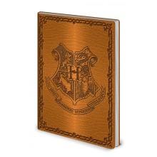 Harry Potter Notesbog Hogwarts