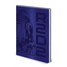 Star Wars Notesbog R2-D2