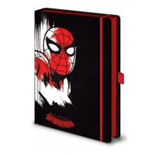 Marvel Retro Premium Notesbog Spiderman
