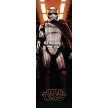 Star Wars The Force Awakens Captain Phasma Plakat