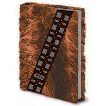 Star Wars Chewbacca BehÅRet Notesbog