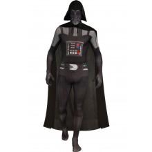 Morphsuit Darth Vader Voksen