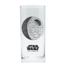 Star Wars Death Star Glas