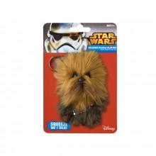 Star Wars Nøglering Med Lyd Chewbacca