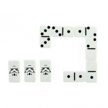 Star Wars Domino Stormtrooper