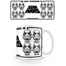 Star Wars Kop Stormtrooper Expressions