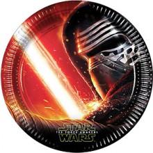 Tallerken Star Wars 8-Pak