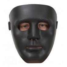 Statuemaske Sort