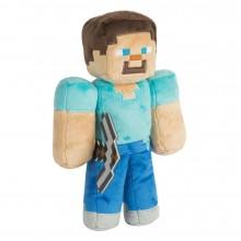 Minecraft Steve Bamse