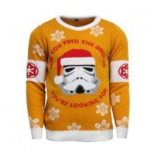 Juletrøje Star Wars Stormtrooper
