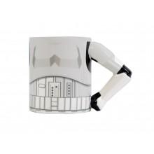 Star Wars Mugg Med 3D-Arm Stormtrooper