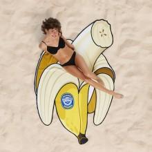 Strandhåndklæde Gigantisk Banan