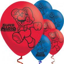 Ballon Super Mario 6-Pak