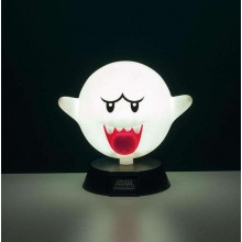 Super Mario Boo 3D-lampe