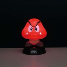 Super Mario Goomba 3D-lampe