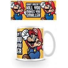 Super Mario Kop Makes You Smaller