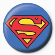 "SUPERMAN - ""BADGE"""