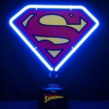 Superman Neonlampe