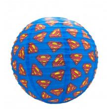 Superman Lampeskærm Logo